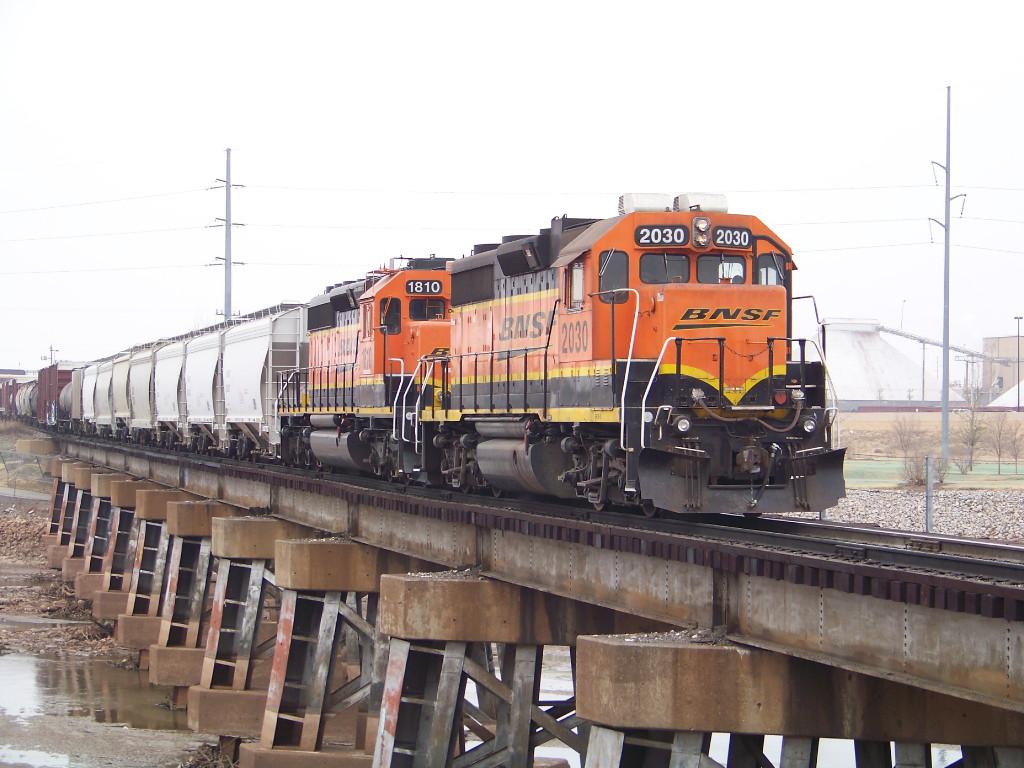 BNSF GP38-2 2030
