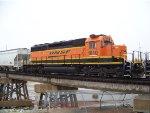 BNSF SD39-2 1810
