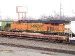 BNSF ES44DC 7240