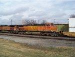BNSF C44-9W 5050