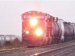 BNSF ES44DC 7282