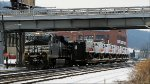 Delivering New Locomotives