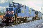 FEC GP38-2 505