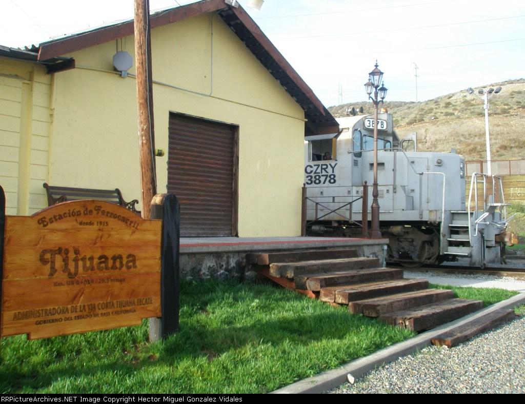 Estacion Tijuana Depot