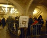 Grand Central Terminal Centennial commemorative stamp sales