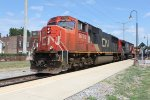 CN 5730 and CN 2176 - Canadian National