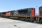 CN 8816 - Canadian National
