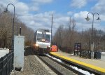 2013 Volunteer Railroaders Association NJ Transit Easter Bunny Train