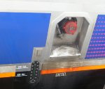 NJT ALP45DP 4505 fuel tank