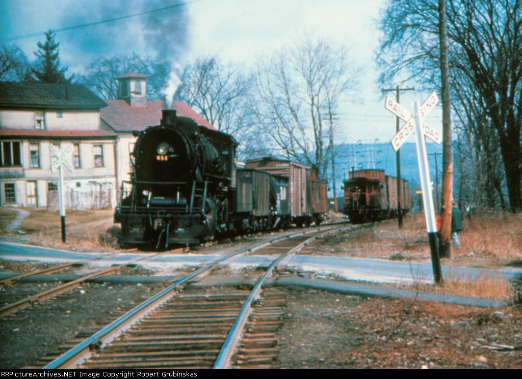 CV Steam 451