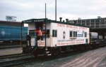 CR New England Division Caboose 21736