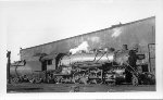 Baltimore & Ohio 2-8-2 #4603