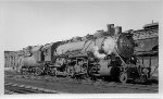 Baltimore & Ohio 2-8-2 #4606