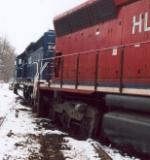 HLCX 6521 derails