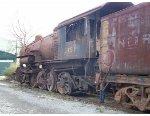 NW 1151, M2 Class Locomotive built by Baldwin Locomotive Works