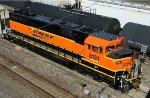 Newly-rebuilt BNSF 8131