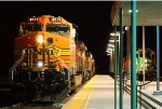 BNSF's KCKEMP at night