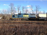 CSX C711 power