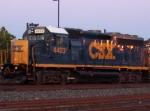 CSXT B738/B745 Power