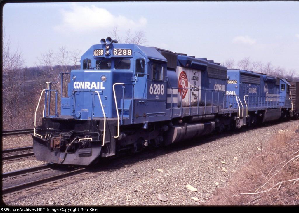 "CR 6288, the ""United Way Engine"""