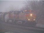 BNSF C44-9W 4893
