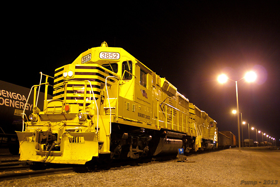 KCT Transfer Train