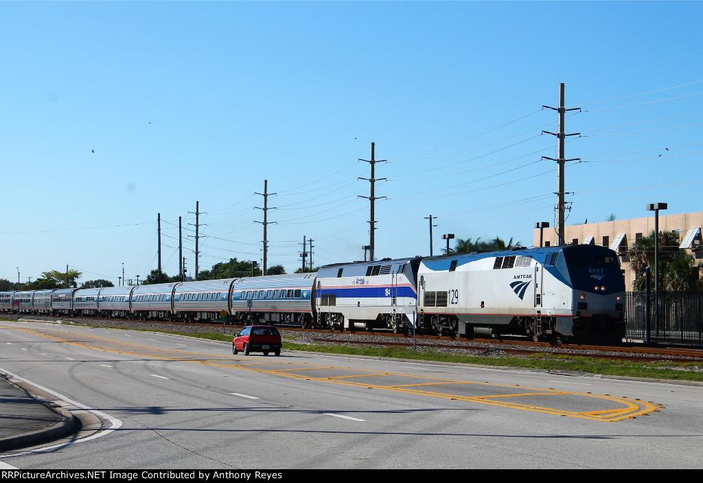 Amtrak P098