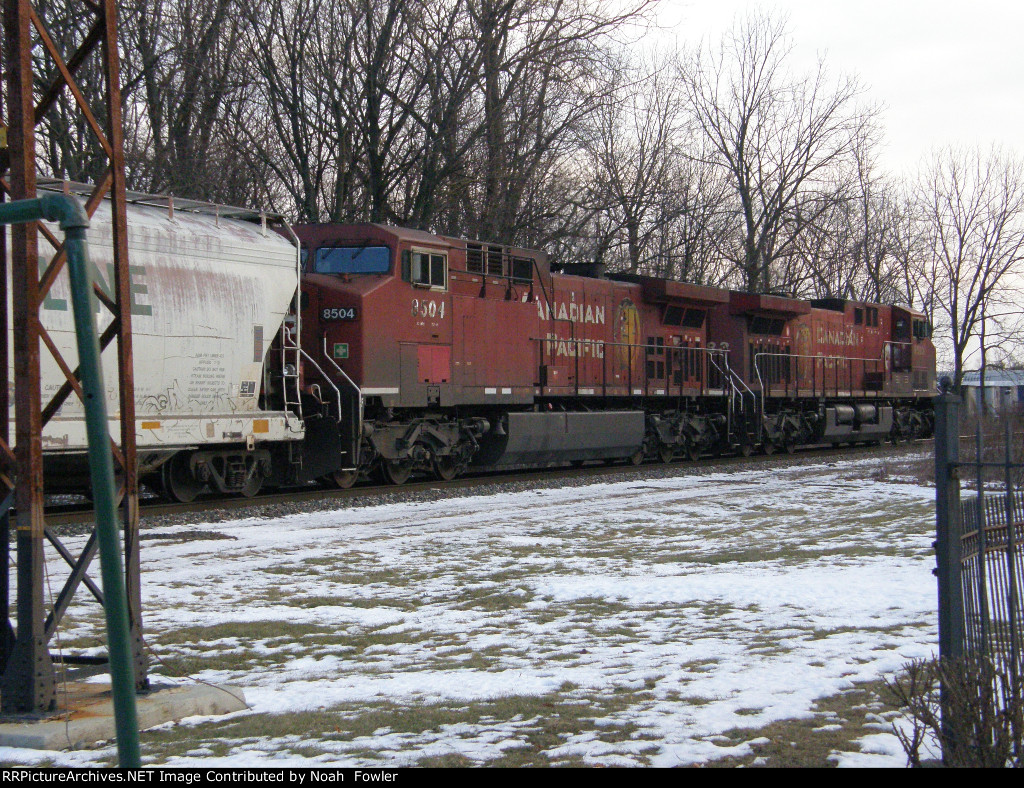 CP 8504 and CP 9583