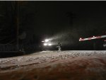 CEFX 1035 in snow