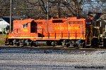 Gettysburg & Northern GP9