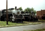 Crab Orchard & Egyptian 2-8-0 #17 and 2-4-2 #5