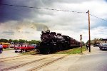 Nickel Plate Road 2-8-2 #587