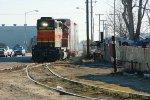 Interurban railfanning