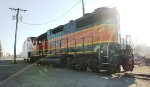 Flared Gp38-2