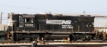 NS 5200 is on the remote yard job