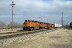 BNSF 7851 west