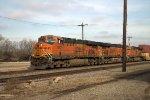BNSF 7857 west
