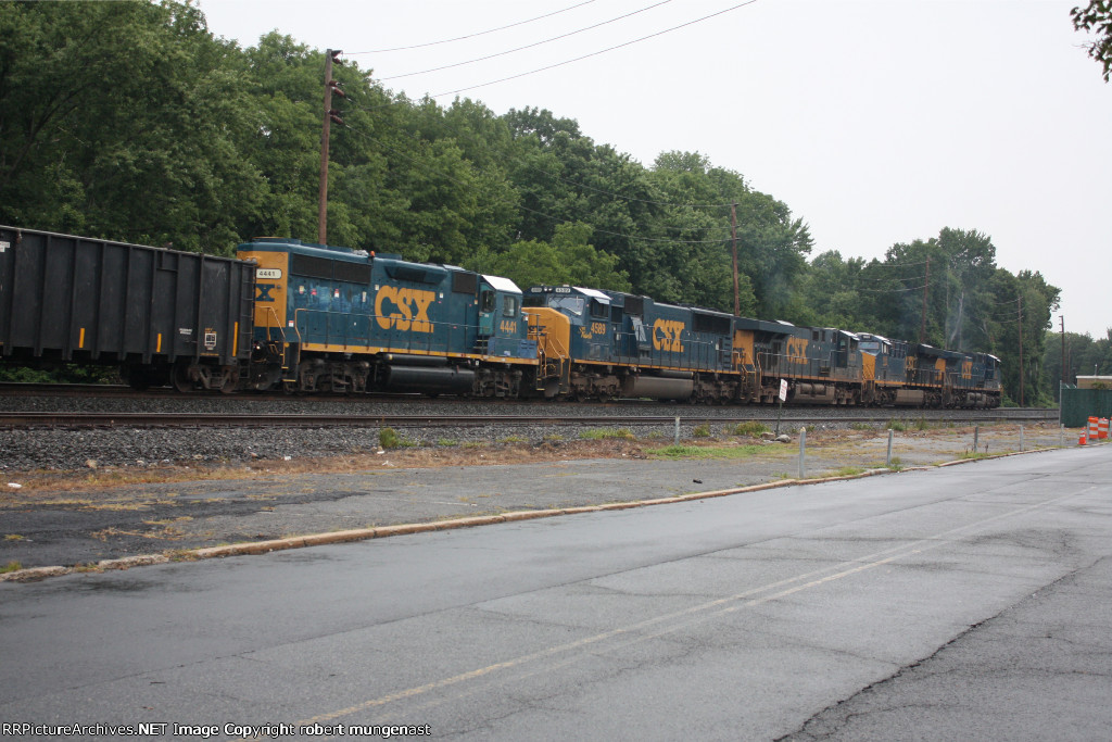 q 434 nb manifest on the move 10;15 am