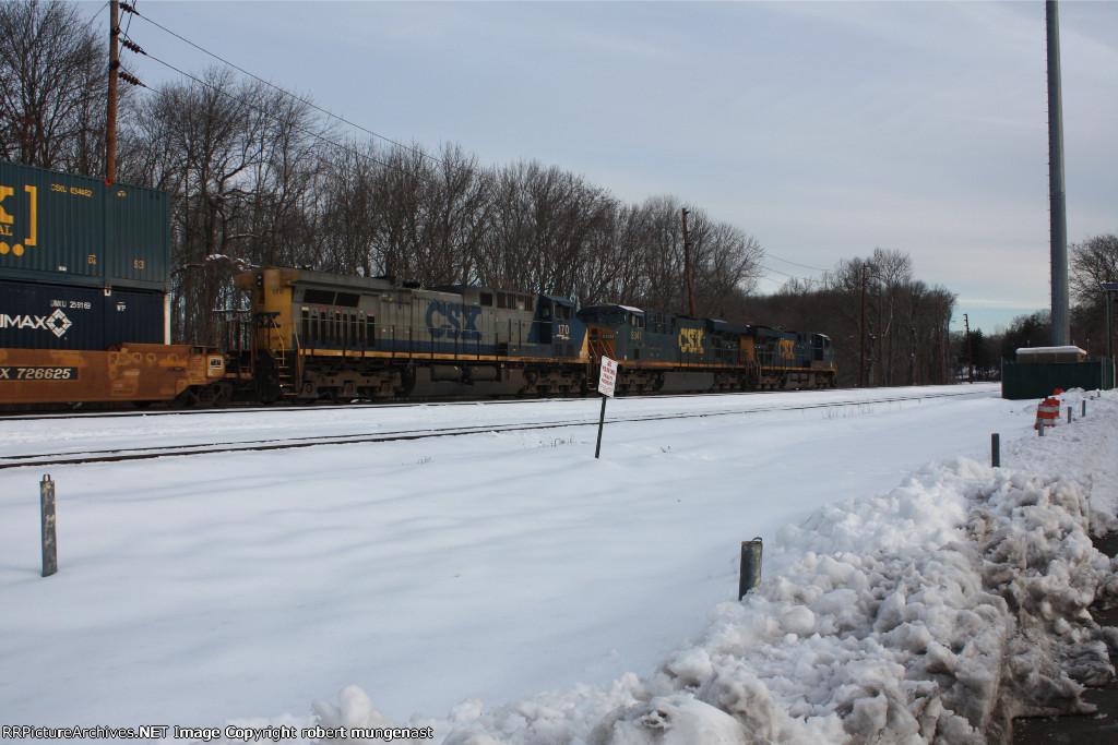 q 161 north bound intermodal 8:05 am pic(3)
