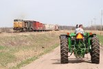 Spring on the prairie