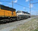 BNSF 9587