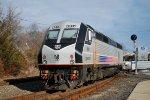 NJT 4014 Train X232