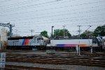 NJT 4200 NJT 4626 Track 10