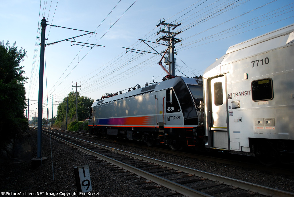 NJT 4636 At MP 19