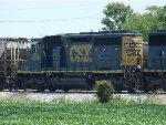 EVWR Grain Train