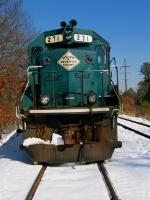 NYA 271 on YA siding