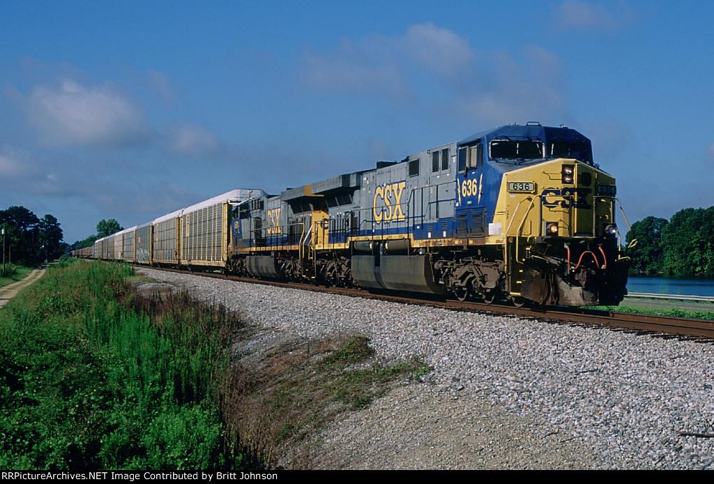Q650 Northbound