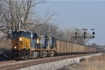 CSXT 3036 On CSX N 396 Northbound