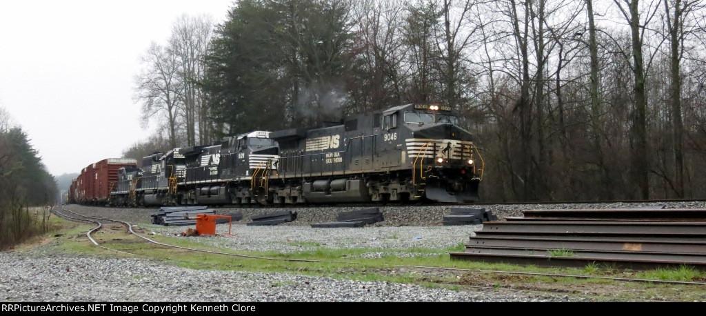 NS train #118 (Manifest) (Macon, GA - Linwood, NC) (pic 4)