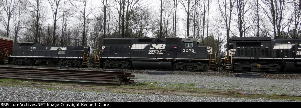 NS train #118 (Manifest) (Macon, GA - Linwood, NC) (pic 6)